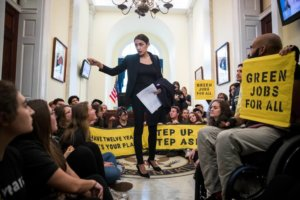 Viewpoint: Alexandria Ocasio-Cortez's Green New Deal wants to make agriculture sustainable—but farmers beat her to it